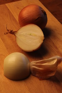Tips on slicing onions