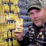"""Outdoor News ventured out to the Hard Water Ice Fishing Expo in Blaine, Minnesota. We were able to talk to a few companies about what they have in-store for the 2019-2020 ice fishing year. Bryan""""Beef"""" Sathre, who guides and spends his time on the big water, shares his three favorite secret go-to lures for Lake of the Woods ice fishing. #fatheadguideservice northland tackle company"""