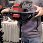 Outdoor News ventured out to the Hard Water Ice Fishing Expo in Blaine, Minnesota. We were able to talk to a few companies about what they have in-store for the 2019-2020 ice fishing year. Joel Nelson shows off not one but 3 different sized augers made by StrikeMaster for any type of ice fishing you might be doing this winter across the great north country. Joel Nelson Outdoors