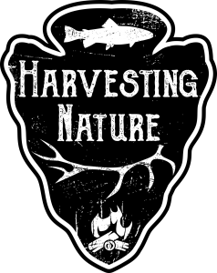 New Harvesting Nature Logo Arrowhead Black