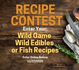 Totw Recipe Contest Wooden Background Promo
